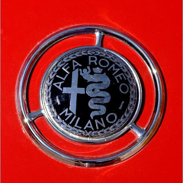 Alpha Romeo Logo II
