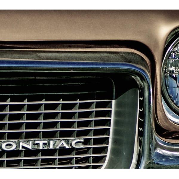 Brown Pontiac