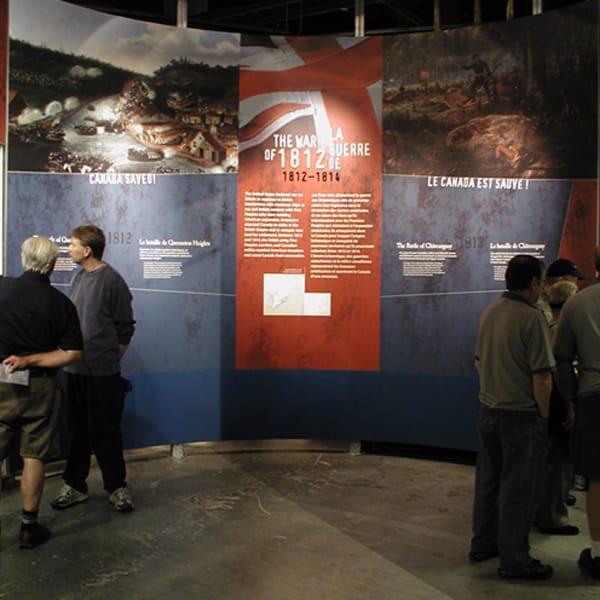 War Museum Permanent Exhibit