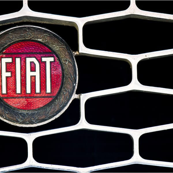 Fiat on a Grill