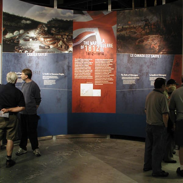 War Museum Permanent Exhibit